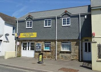 Thumbnail Restaurant/cafe for sale in Asalt & Battery (With Apartment), Holywell Road, Cubert, Newquay, Cornwall