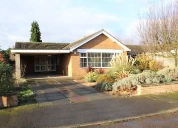 Thumbnail 3 bed detached bungalow for sale in Manor Road, Collingham, Newark