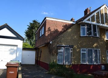 Thumbnail 1 bedroom semi-detached house for sale in Grasmere Gardens, Harrow Weald
