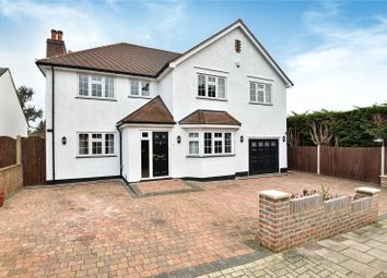Thumbnail 4 bed detached house to rent in Westholme, Orpington, Kent