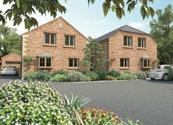 Thumbnail 4 bedroom detached house for sale in The Clough, Hady Lane, Chesterfield