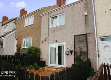 Thumbnail 2 bed terraced house for sale in Trent Street, Chopwell, Newcastle Upon Tyne, Tyne And Wear