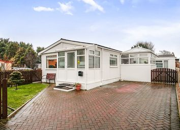 Thumbnail 3 bed bungalow for sale in The Lido Village Barracks Bridge, Silloth, Wigton