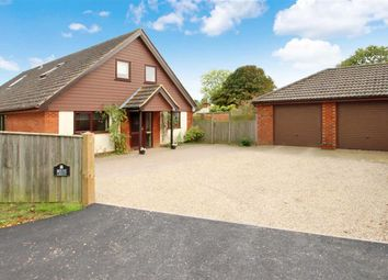 Thumbnail 4 bed bungalow for sale in Mouse Lodge, School Road, Waldringfield, Woodbridge