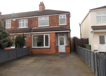 Thumbnail 3 bed end terrace house to rent in Beeley Road, Grimsby