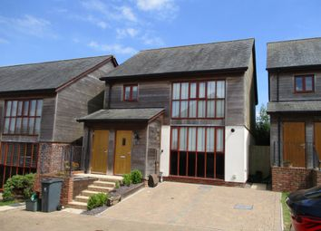 Thumbnail 3 bed detached house for sale in Shapter Court, Exmouth