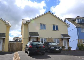 Thumbnail 3 bed semi-detached house to rent in Mayfield, Station Road, Kelly Bray, Callington