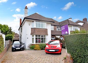 Thumbnail 4 bed semi-detached house for sale in Northumbria Drive, Bristol