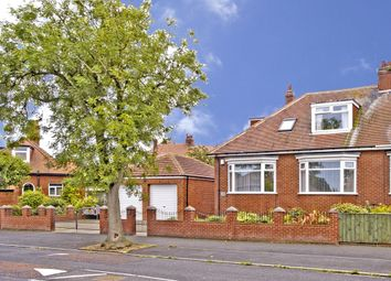 Thumbnail 3 bedroom semi-detached bungalow for sale in Cairns Road, Fulwell, Sunderland