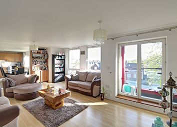 Thumbnail 2 bed flat for sale in Crown Close, London