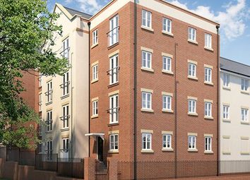 Thumbnail 2 bed flat for sale in St James Park Road, Northampton, Northamptonshire