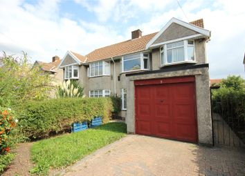 Thumbnail 3 bed semi-detached house for sale in Elms Grove, Patchway, Bristol