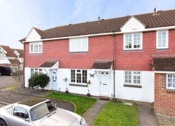 Thumbnail 1 bed terraced house for sale in Shaw Drive, Walton-On-Thames