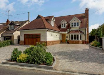 Lower Stock Road, West Hanningfield, Stock CM2. 5 bed detached house