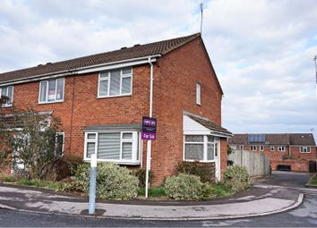 Thumbnail 2 bed end terrace house for sale in Ravenglass Road, Swindon