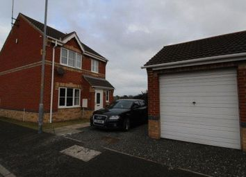 Thumbnail 3 bed detached house for sale in Carrside Mews, Blyth