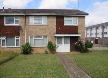 Thumbnail 4 bed end terrace house for sale in Thorn Hill, Northampton