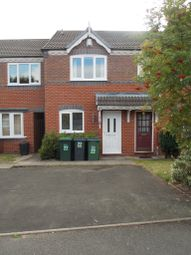 Thumbnail 2 bed town house to rent in Mistletoe Drive, Tamebridge, Walsall