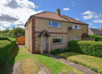 Thumbnail 3 bedroom semi-detached house for sale in 13 Findlay Gardens, Craigentinny, Edinburgh
