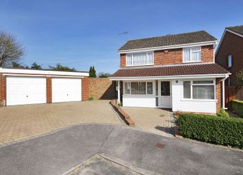 Thumbnail 3 bed detached house for sale in Cissbury Hill, Southgate, Crawley, West Sussex