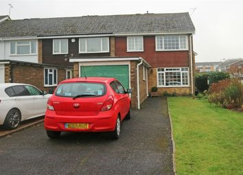 Thumbnail 3 bed end terrace house for sale in Collyer Road, Stokenchurch, High Wycombe, Buckinghamshire