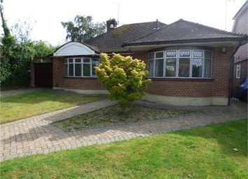 Thumbnail 3 bed detached bungalow for sale in Downs Road, Istead Rise, Gravesend, Kent