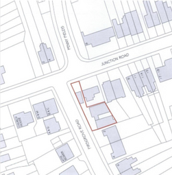 Thumbnail Land for sale in Junction Road, Brentwood, Essex