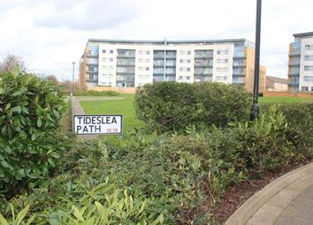 Thumbnail 2 bedroom flat for sale in Tideslea Path, Thamesmead