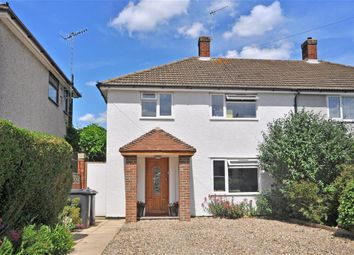 Thumbnail 3 bed semi-detached house for sale in Norton Crescent, Tonbridge, Kent
