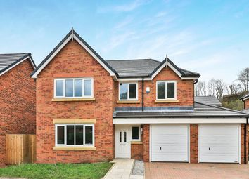 Thumbnail 5 bedroom detached house for sale in Stock Close, Rochdale, Lancashire