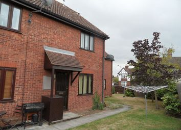Thumbnail 1 bed terraced house to rent in Park Mews, Park Lane, Aveley, South Ockendon