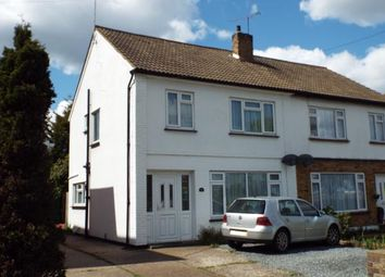 Thumbnail 3 bed semi-detached house for sale in Sutton Road, Southend-On-Sea