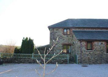 Thumbnail 2 bedroom detached house to rent in Blackawton, Totnes