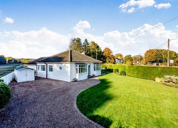 Thumbnail 4 bed bungalow for sale in Low Road West, Shincliffe, Durham