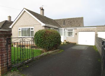 Thumbnail 3 bed bungalow for sale in Easterdown Close, Plymstock, Plymouth