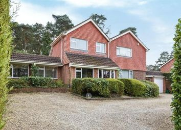Thumbnail 5 bed detached house for sale in Middle Close, Camberley