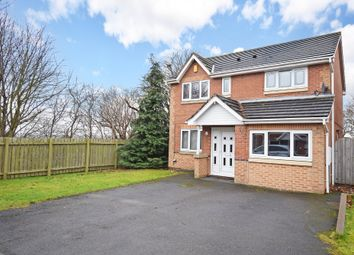 Thumbnail 3 bed detached house for sale in St James Rise, Lupset, Wakefield