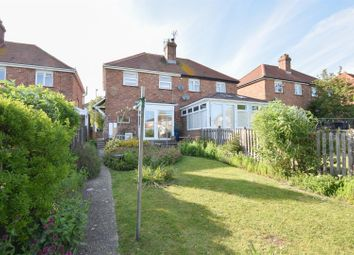 Thumbnail 3 bed semi-detached house for sale in Old Harrow Road, St. Leonards-On-Sea