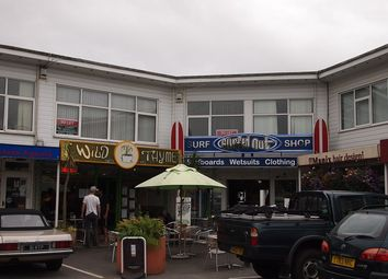 Thumbnail 2 bedroom flat to rent in Caen Shopping Centre, Braunton