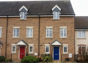 Thumbnail 3 bed end terrace house for sale in Greenacres Drive, Bourne