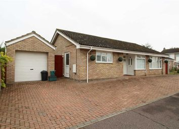 Thumbnail 3 bed bungalow for sale in Albertine Close, Stanway, Colchester