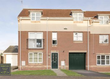 3 bed semi-detached house for sale in Pagett Close, Hucknall, Nottinghamshire NG15