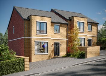 Thumbnail 4 bed detached house for sale in Plot 2, St. Johns Road, Deepcar, Sheffield
