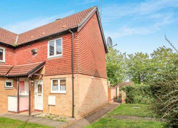 Thumbnail 3 bedroom end terrace house for sale in Gostwick, Orton Brimbles, Peterborough