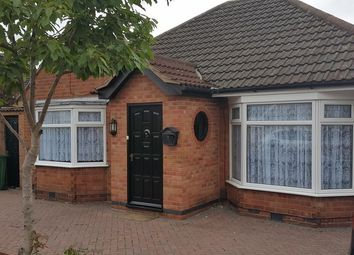 Thumbnail 2 bed bungalow to rent in 1, St Aidens Avenue, Syston