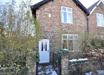 Thumbnail 2 bed semi-detached house to rent in Stockton Lane, York