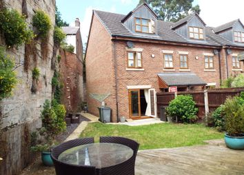 Thumbnail 3 bed mews house for sale in Village Road, Bebington, Wirral