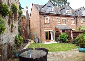 Thumbnail 3 bedroom mews house for sale in Village Road, Bebington, Wirral