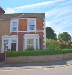 Thumbnail 4 bed end terrace house for sale in Lansdown Road, Swindon, Wiltshire