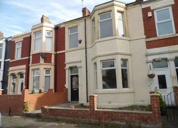 3 bed terraced house for sale in George Road, Wallsend NE28